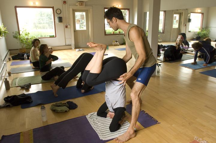 Ajustes Núcleo | Ashtanga Vinyasa Yoga y más